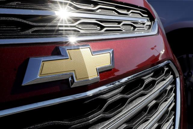 Le premier groupe automobile américain a réussi à... (AP)