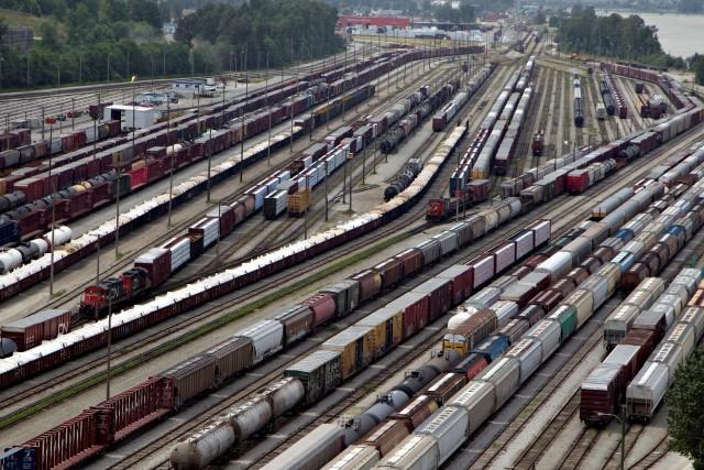 La Compagnie des chemins de fer nationaux du Canada a surpassé les attentes au... (Photo Andy Clark, archives Reuters)