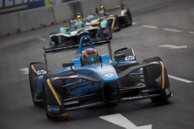 Le championnat de Formule E pour voitures électriques... (Courtoisie)
