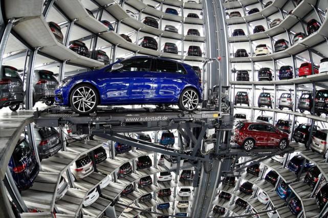 le scandale automobile allemand dans le radar d'ottawa | maxime