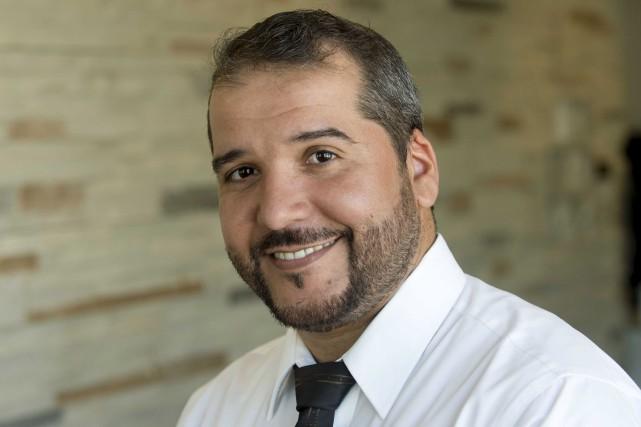Le candidat au poste de conseiller dans le... (Sylvain Mayer)