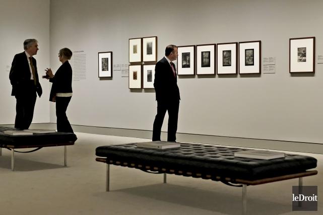 Le Prix nouvelle génération de photographes sera remis... (Patrick Woodbury, archives Le Droit)