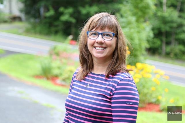 Conseillère municipale à Bromont depuis 2009, Diane Perron... (Julie Catudal, La Voix de l'Est)