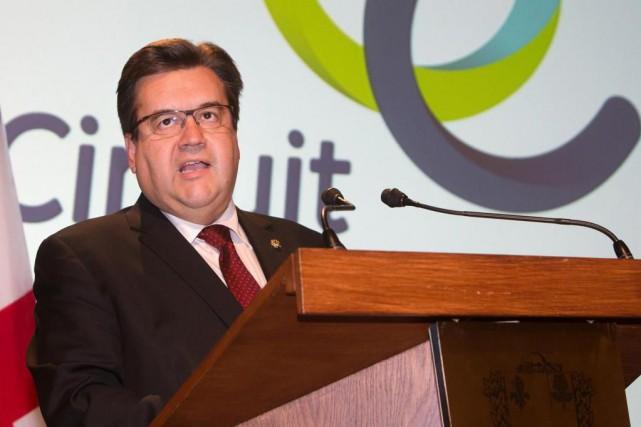 En tant que maire de Montréal, Denis Coderre... (PHOTO ROBERT SKINNER, archives LA PRESSE)