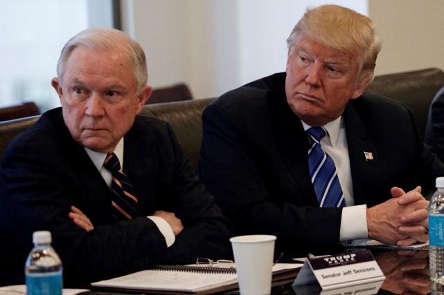 L'acharnement de Donald contre sa dernière cible, son... (REUTERS)