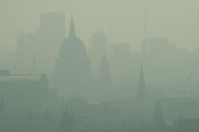 Le Royaume-Uni veut éliminer les ventes de voitures... (photo : AFP)