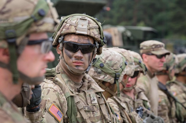 «Après consultation de mes généraux et des experts... (AFP)