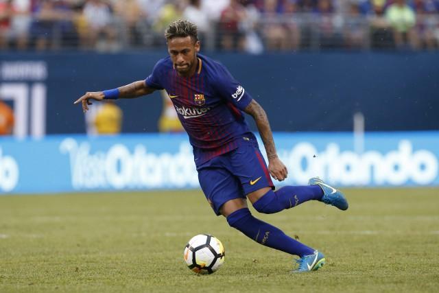 Neymar sera-t-il transféré du FC Barcelone au PSG?... (Photo archives AP)