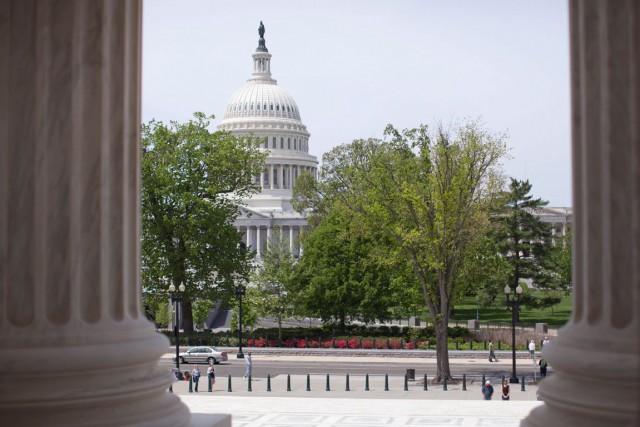 Un groupe de sénateurs républicains tentent ces jours-ci... (PHOTO CAROLYN KASTER, ARCHIVES AP)