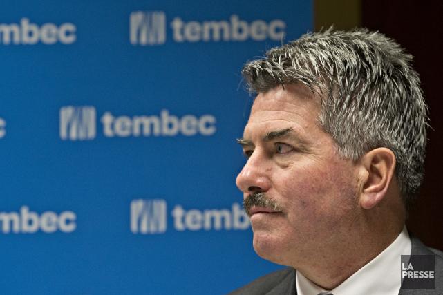 James Lopez, président et chef de la direction... (Photo Patrick Sanfaçon, La Presse)