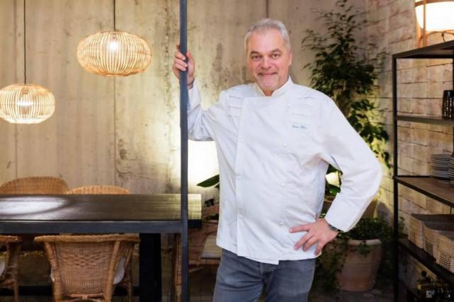 Le chef étoilé Xavier Pellicer sera de passage... (Photo Bea Schulze,fournie par Xavier Pellicer)