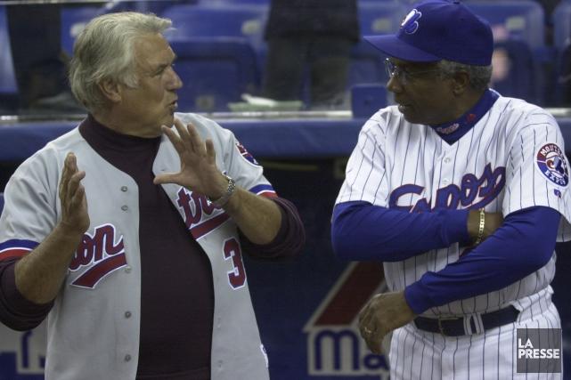 Beck Rodgers (gauche) croit toujours que la perte... (Bernard Brault, La Presse)