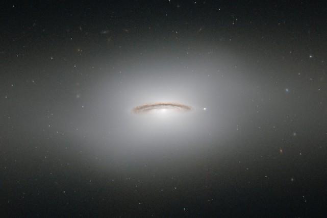 À partir de simulations informatiques 3D, des chercheurs... (PHOTO AP/NASA)