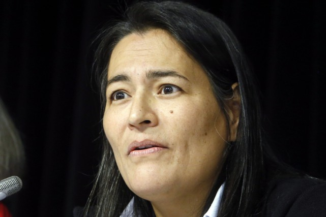 La commissaire Michèle Audette a affirmé à la... (PHOOT ARCHIVES LA PRESSE CANADIENNE)