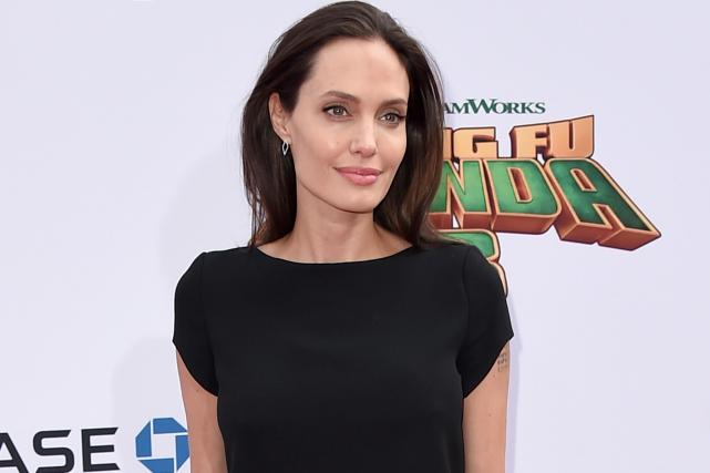 Angelina Jolie... (AP, Jordan Strauss)