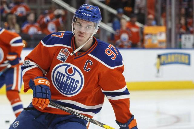 Connor McDavid... (Photo Sportsnet.ca)