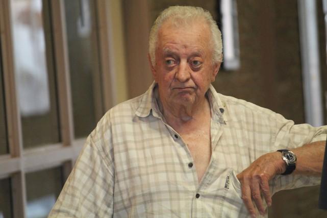 Roger Marmonier a été déclaré non criminellement responsable... (La Tribune, René-Charles Quirion)