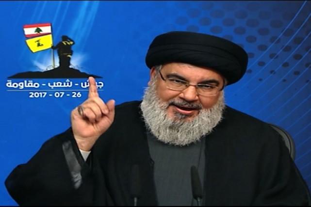 Dans un discours télévisé mercredi soir, le chef... (AFP)