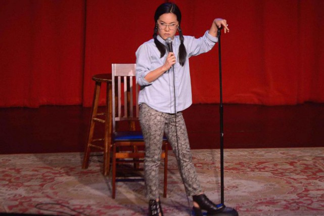 Ali Wong... (PHOTO JASON KEMIN, ARCHIVES AGENCE FRANCE-PRESSE)