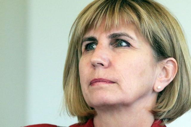 La députée d'Ottawa-Vanier, Nathalie Des Rosiers... (Archives, Le Droit)