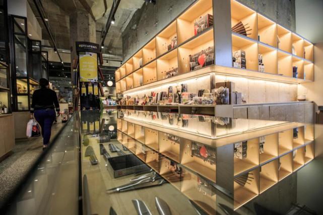 La boutique Réunion offre des objets qui font... (Photo EdouardPlante-Fréchette, La Presse)