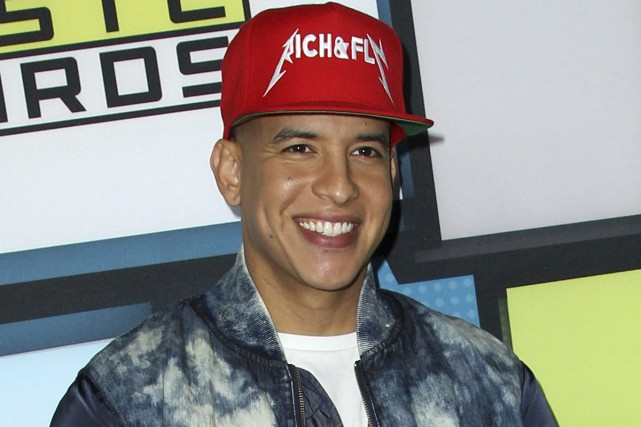 Daddy Yankee... (PHOTO ARCHIVES AP)