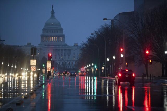L'administration et les responsables républicains au Congrès veulent... (Photo J. Scott Applewhite, AP)