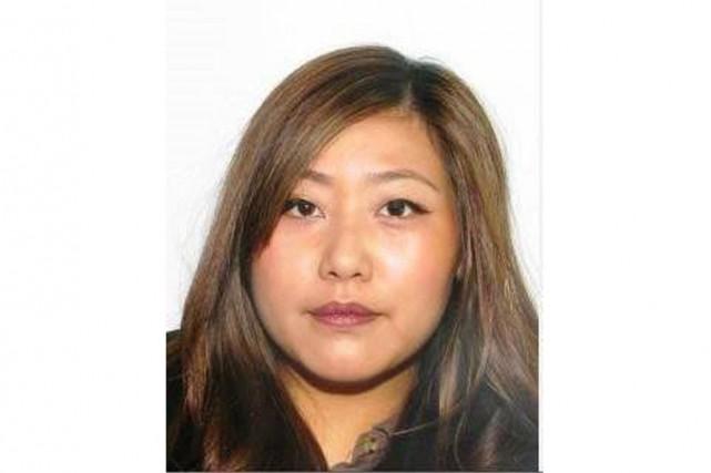 Yu Chieh Liao, qui se fait appeler Diana... (PHOTO FOURNIE PAR LA POLICE DE CALGARY)