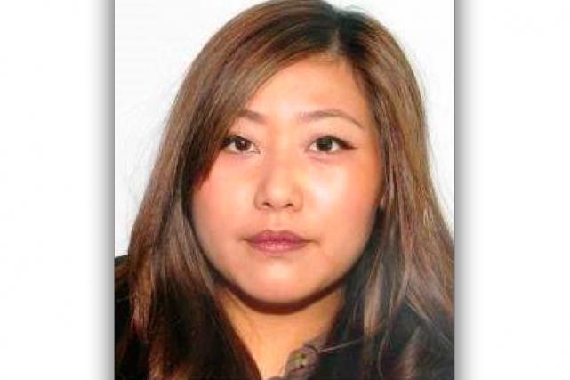 Yu Chieh Liao, qui se fait appeler Diana... (La Presse canadienne, Service de police de Calgary)
