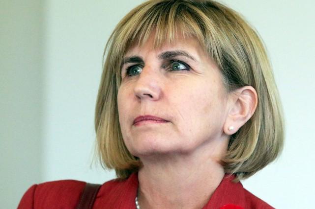La députée provinciale d'Ottawa-Vanier, Nathalie Des Rosiers, a... (Etienne Ranger, Le Droit)