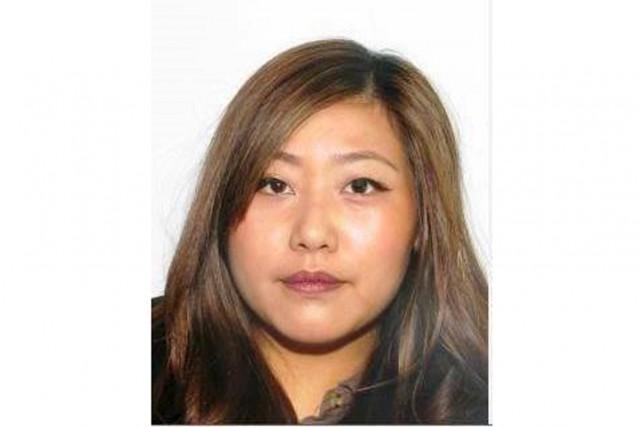 Yu Chieh Liao, qui se fait appeler Diana... (fournie par la police de Calgary)