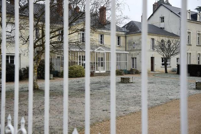 Le centre de déradicalisation islamiste était installéà Pontourny,... (PHOTO GUILLAUME SOUVANT, AGENCE FRANCE-PRESSE)