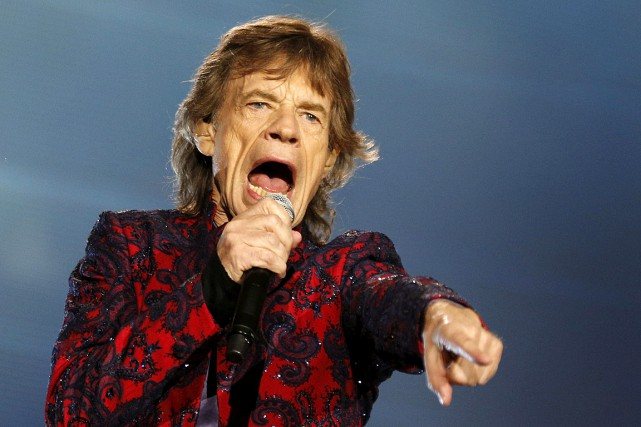 Mick Jagger... (PHOTO HENRY ROMERO, ARCHIVES REUTERS)