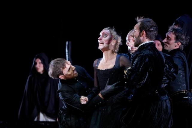 La Comédie-Française présenteLucrèce Borgiajusqu'au 4 août au Théâtre... (photo fournie par la production)