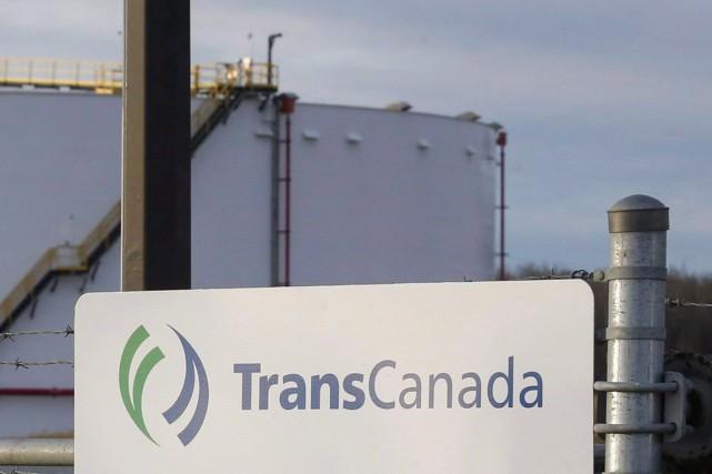 Le gouvernement Couillard est sans nouvelles de TransCanada, qui suspendu la... (Photo Archives La Presse canadienne)