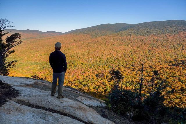 Le contact avec l'immensité devient rapport de proximité.... (Photo Parc national du Mont-Mégantic, Guillaume Poulin)