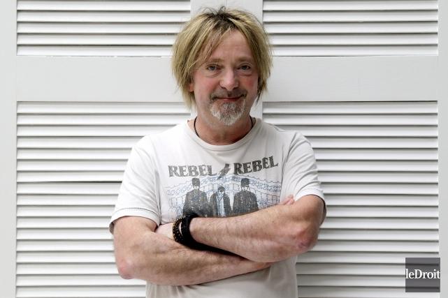 Michel DeMars est un des rares musiciens de... (Patrick Woodbury, Le Droit)