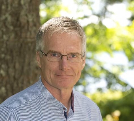 Le candidat à la mairie de Saint-Mathieu-du-Parc, Pierre... (Sylvain Mayer)