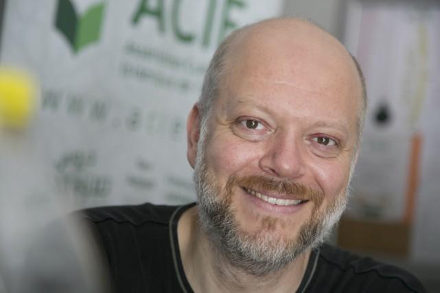 Mohamed Golli croit que la participation de l'Association... (Spectre Média, René Marquis)