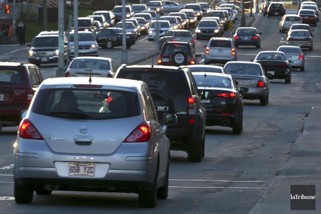 ÉDITORIAL / La Ville de Sherbrooke entend réduire les émissions de gaz à effet... (Archives, La Tribune)