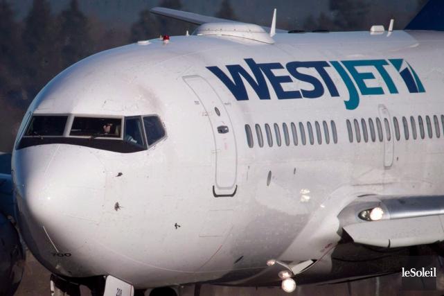 Dans un communiqué, WestJet affirme «qu'aucune de ces... (Photothèque Le Soleil)