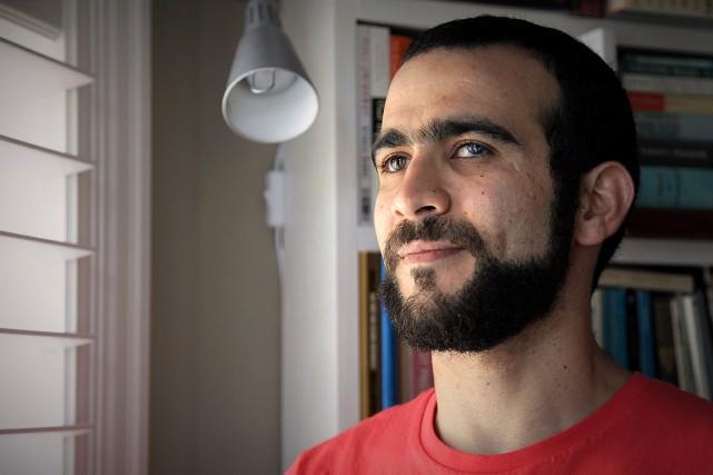 Actuellement, Omar Khadr ne peut parler à sa... (Archives La Presse canadienne, Colin Perkel)