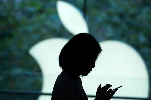 Depuis des années, les internautes chinois cherchent à... (PHOTO JOHANNES EISELE, ARCHIVES AGENCE FRANCE-PRESSE)