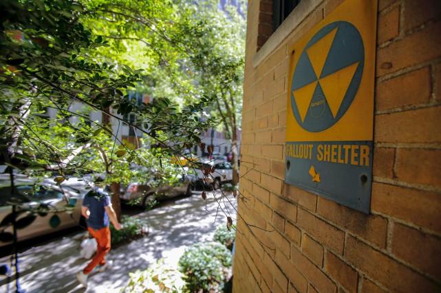 En 1963, quelque 17 448 bâtiments avaient été... (AFP, Eduardo Munoz Alvarez)