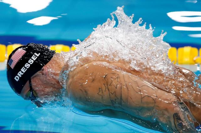 Caeleb Remel Dressel... (Photo Reuters)