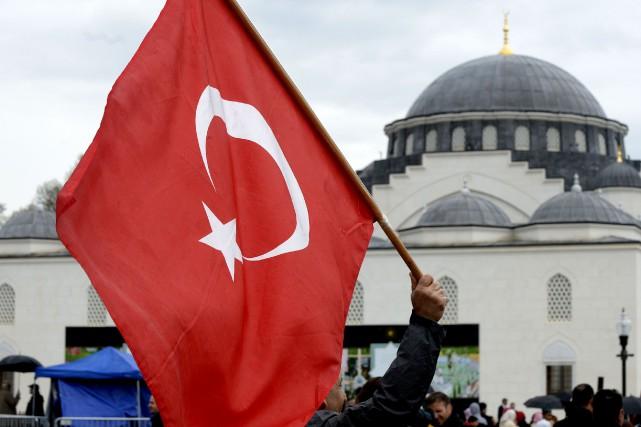 En Turquie, les leaders religieux, dont les muftis,... (ARCHIVES AFP)