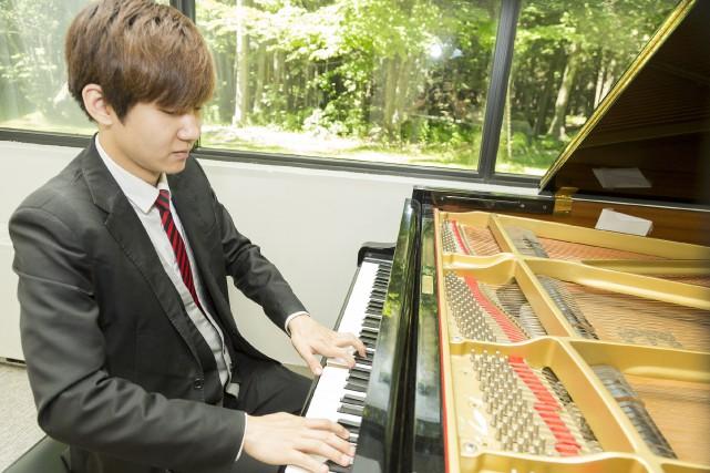 Le pianiste sud-coréen Dong-Wan Ha a charmé le... (Spectre Média, Marie-Lou Béland)