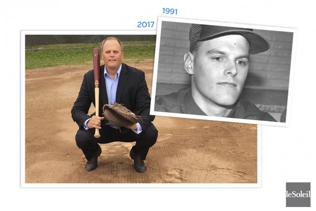 Après 40 ans à évoluer au baseball, notamment... (Infographie Le Soleil)