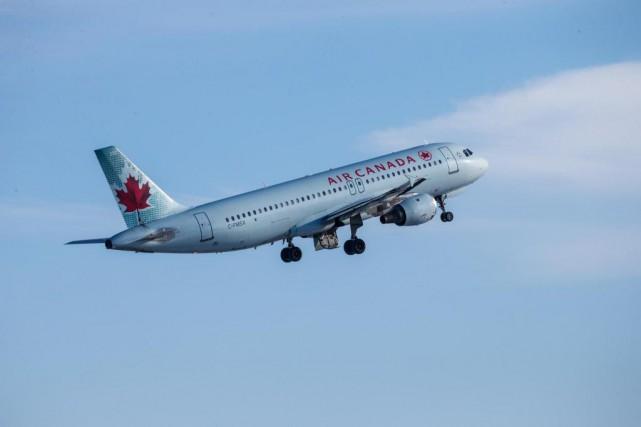 Air Canada dévoilera sesplus récents résultats trimestriels demain.... (PHOTO EDOUARD PLANTE-FRÉCHETTE, ARCHIVES LA PRESSE)