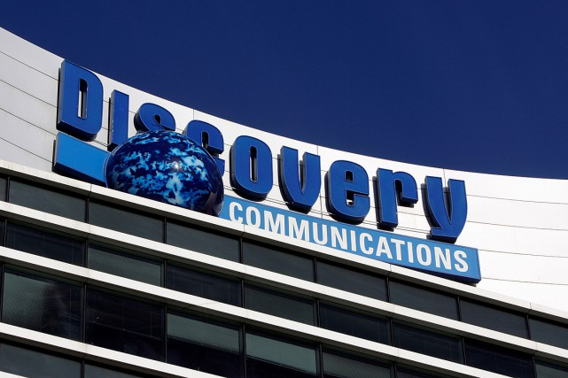Le siège social de The Discovery Communications est... (PHOTO JIM BOURG, ARCHIVES REUTERS)